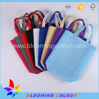 Factory sale environmental protection material non-woven bag