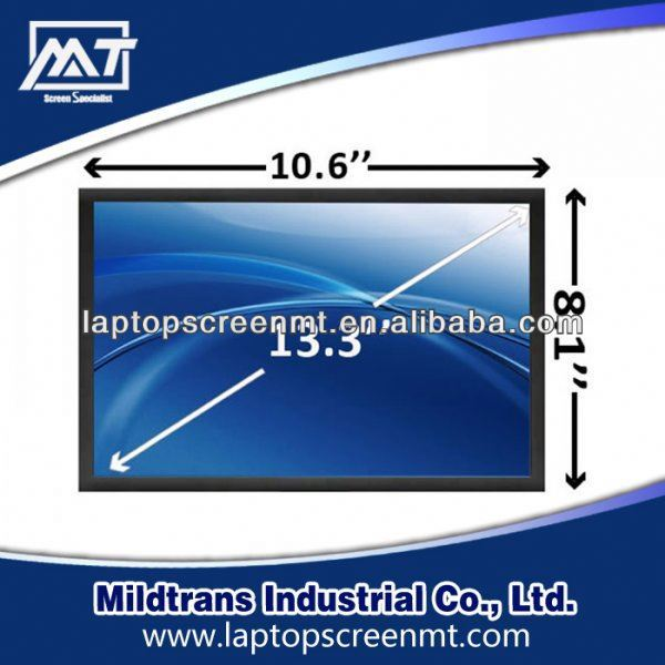 Laptop screen 13.3 led/ccfl LP133WH2 TL M4