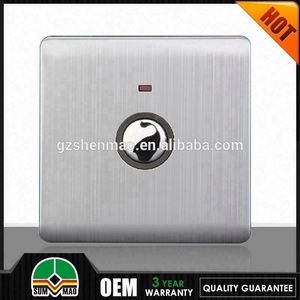 wholesales popular touch screen light soft control wall touch light switches