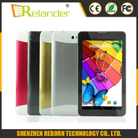 7 inch good 3g tablet MTK6572 with high resolution 1024*600