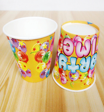 custom styrofoam paper cups for hot liquids coffee/tea with lid