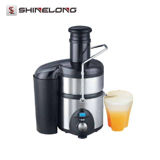 China Mainland electronic Bar Equipment Hand Stainless Steel Korea Slow Juicer