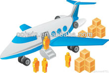 100% satisfied international air freight price from Shenzhen to Norwich for toys&hobbies ,12 years actual experience