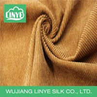 striped upholstery corduroy fabric for sofa