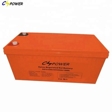 Rechargeable Gel 12v 230ah UPS Power Battery