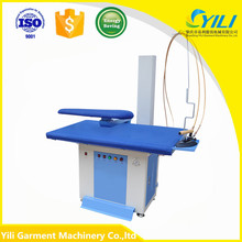 Commercial steam machine ironing machine/Automatic cloth ironing presser with boiler