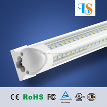 T8 2ft led lamp 11w integrated led tube 60cm 0.6m 100lm/w 1100lumen Ra80 PF>95% with 50,000-hour rated life