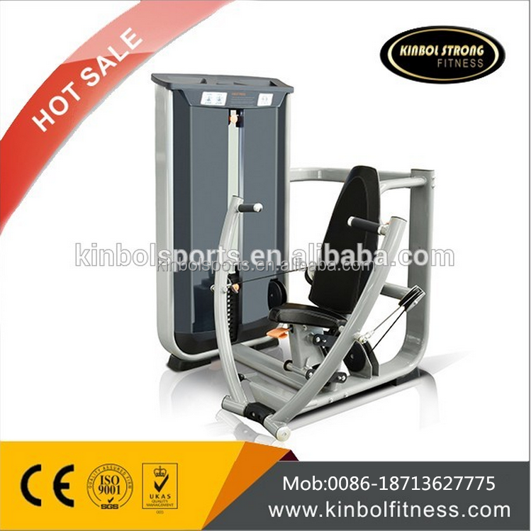 2016 high quality hammer strength gym equipment/free weight fitness equipment/Seated Chest Press