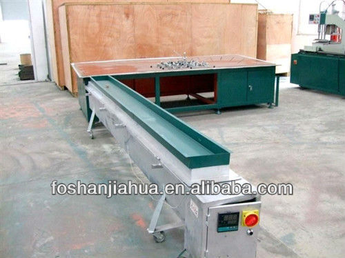 PVC arc machine /PVC arch bending machine/ Plastic steel door and window machinery
