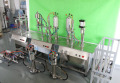 PU foam PPG and MDI filling machine
