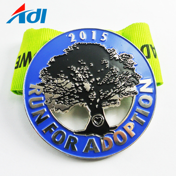 Custom finisher medals maker running sports medal for gift