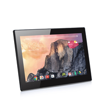 Hot sale 13.3 inch 1920*1080 FULL HD IPS screen android 6.0 tablet with 2GB RAM and front 2.0mp camera with Network interface
