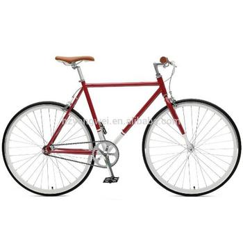 700C colorful fixed gear bike with single speed