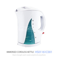 Electric tea kettle mini electric travel kettle cordless electric water kettle