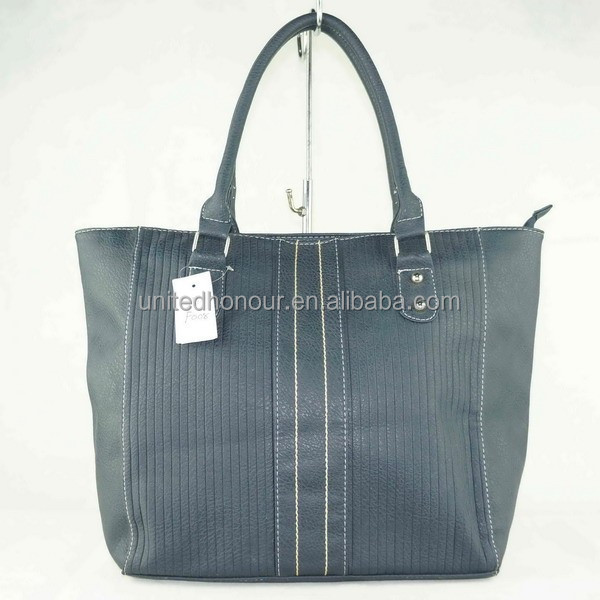 Women Gender and PU leather Material delicate ladies tote bag