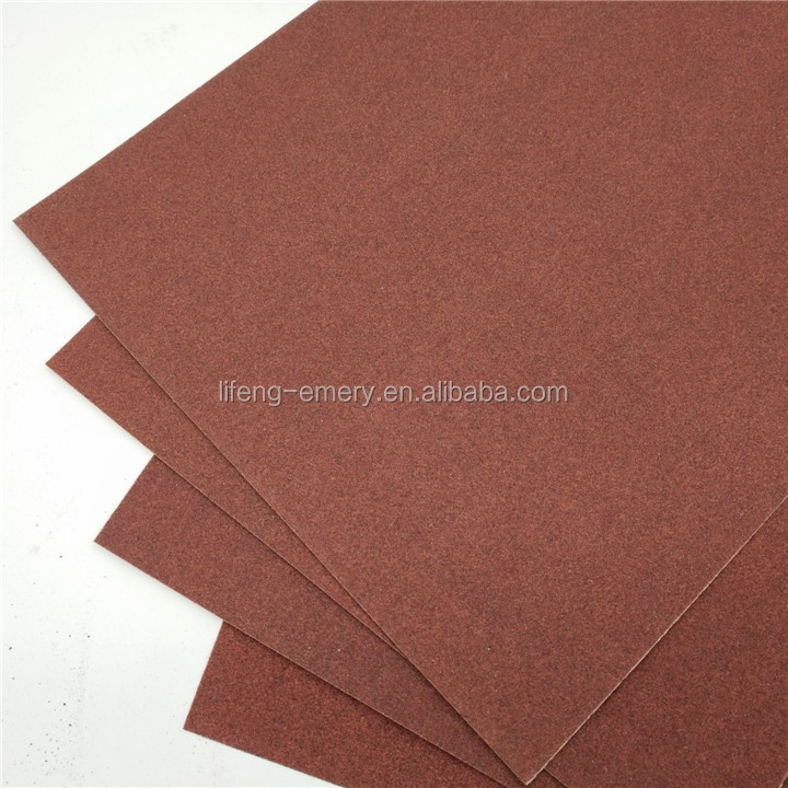 2017 New Arrival sand paper with holes