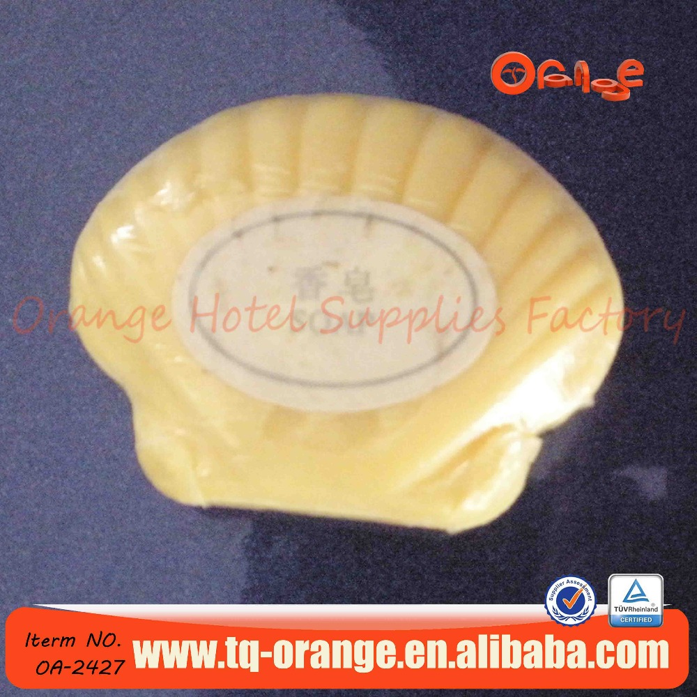 New design hotel vegetable oil solid bath soap