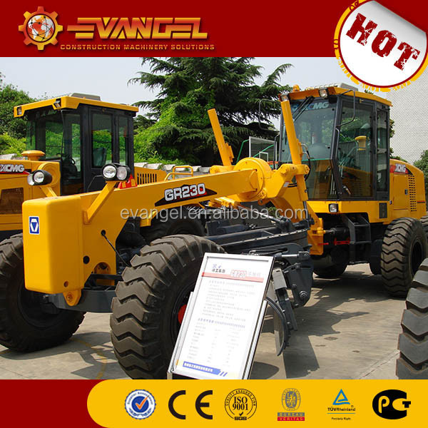 XCMG Construction machinery GR230 ground leveling Motor Grader