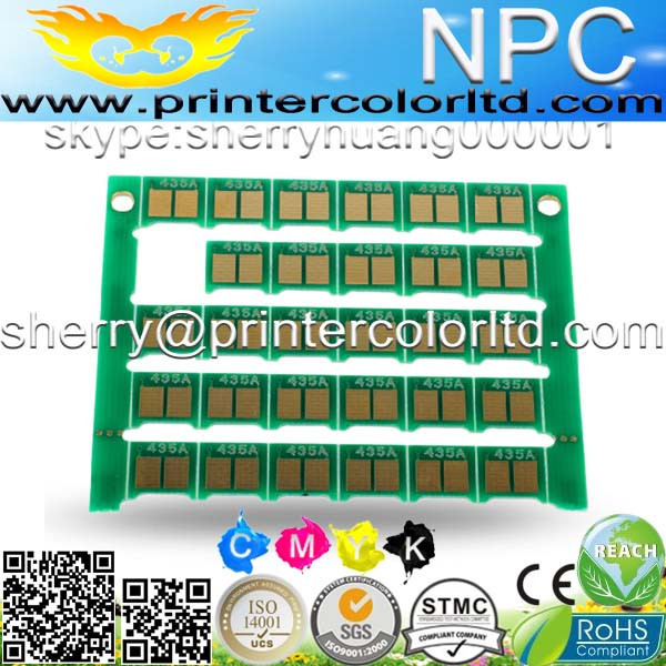 For HP U2 chip CB436A CB435A CE285A Reset Chip