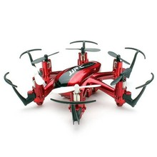 JJRC H20 Micro Drone Hexacopter 2.4G 4CH Headless Mode One-key-return Red Gold Pocket drone