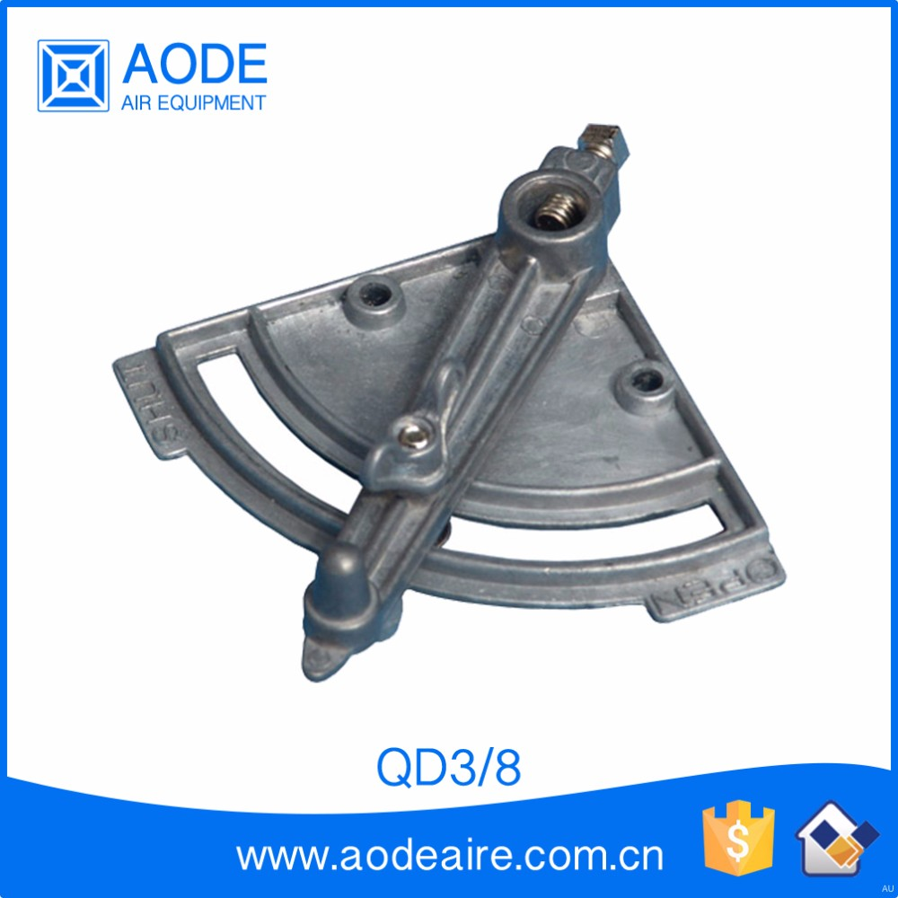 Damper Quadrant Handle