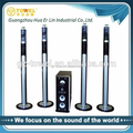 5.1 tower home theater speaker wholesale in factory price home theater speaker systems 5.1