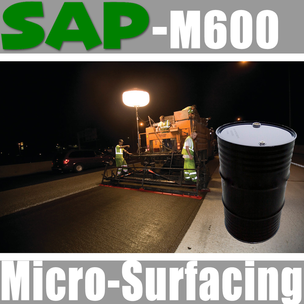 SAP-M600 Bitumen Emulsifier for road Micro Surfacing Maintenance