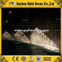 Professional supplier 3 tier floating fountain for sale