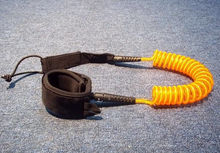Durable Surf Leash recycled PVC Custom Surfboard Leash
