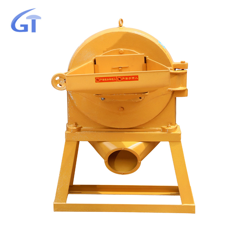 Low Noise Animal Feed Corn Grinder Rice Crusher Spices Pin Mill