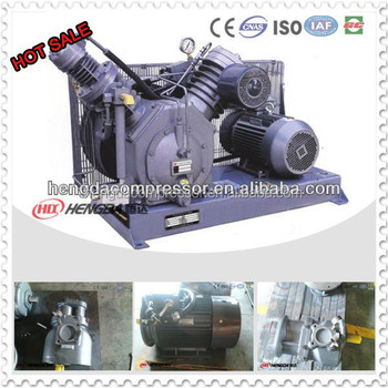 7.5kw 30bar air PET blowing compressor