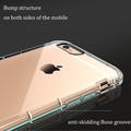 For iphone 6/6s Case, for Apple 6s Shockproof Clear Plastic TPU Phone Case for iphone 6 protective case tpu