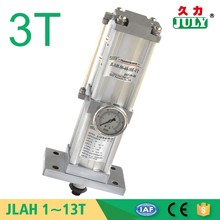 JULY OEM 3 Ton small telescopic hydraulic cylinder