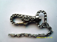 Wholesale best quality metal key chain car key in differrent stly