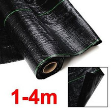 Agriculture Black Plastic Ground Cover