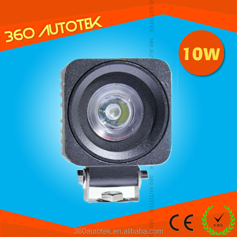"2"" 10W Off Road LED Work Light only 0.5% defective rate led working light"