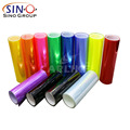 CARLIKE Wholesale Price Self Adhesive PVC Material 13 Colors Car Headlight Tint Film