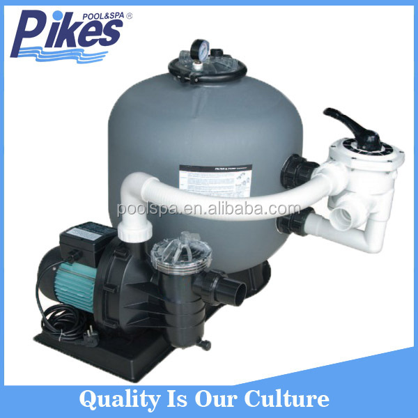 Portable pool filtration system water well treatment sand for Portable pond filter
