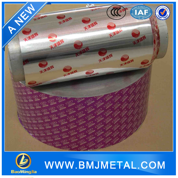 Medicine/Tablet/Pill Packing Use Aluminium Blister Foil