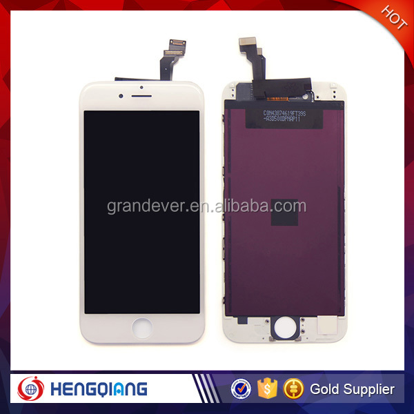 Touch screen digitizer with lcd screen for iphone 6