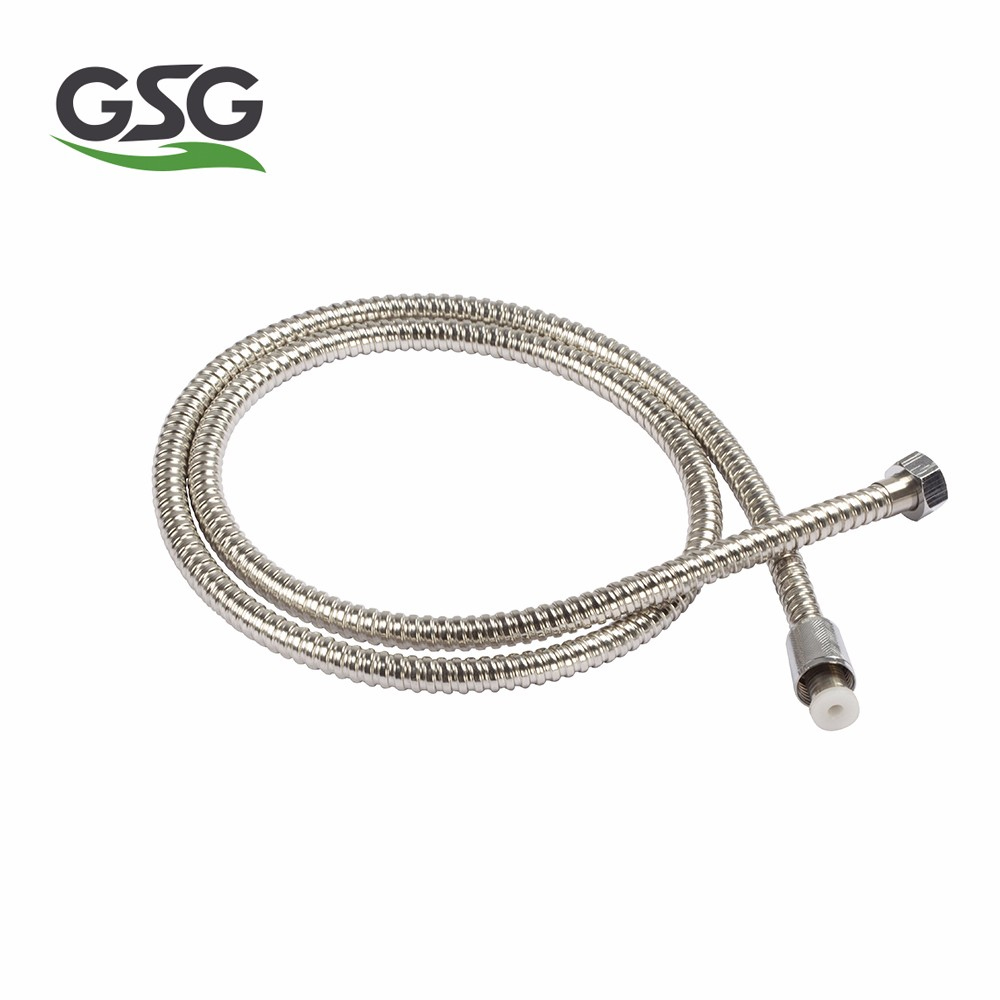New design factory price single flexible stretch hose