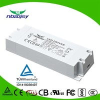 1400ma 900ma 40w constant current led power supply for indoor