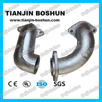 diesel engine spare parts single cylinder Inlet/Exhaust pipe R165/170/175/180/185/190/192/ZS195/1100/1105/1110/1115/1125/1130