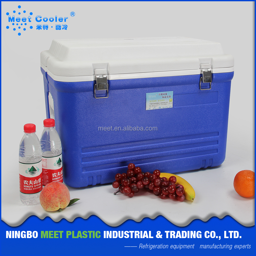 62L PU Foam Fishing Ice Cooler Box