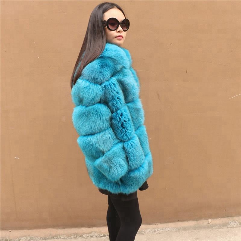 f35b2b20027 China Blue Color Coat