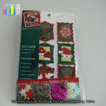 Popular reasonable price DIY paper christmas pictures of handmade cards