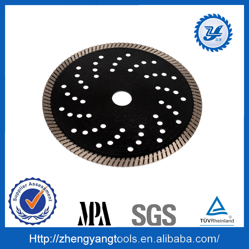 Best quality concrete diamond saw blade cutter for cutting brick