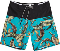 2015 4 Way Stretch Custom Printed Men Stretch Wholesale Boardshorts