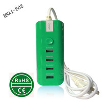 eu socket,Mobile Phone Use and Electric Type usb socket,ac socket with usb charger module