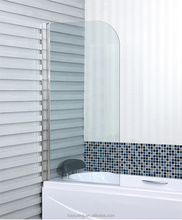 A8H shower room 1.2mm alum usa bath screen